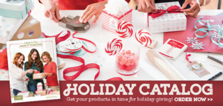 Unfrogettable Stamping | Holiday Catalog Open House weekend of 9-12-14