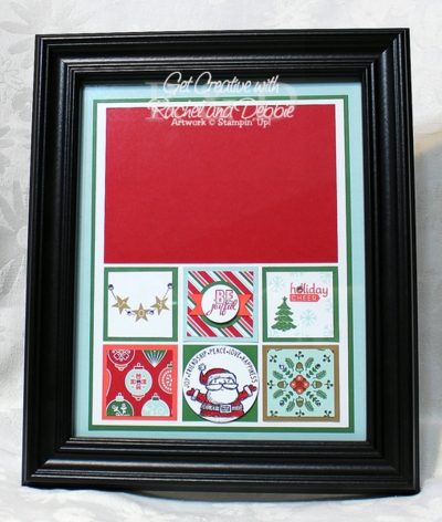 Unfrogettable Stamping | 2014 GCRD Week 5 Nordic Christmas Sampler tutorial