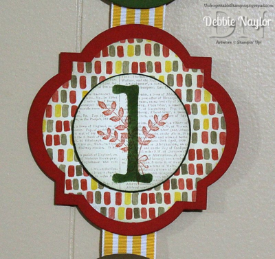 Unfrogettable Stamping | Fabulous Friday Color Me Autumn fall banner
