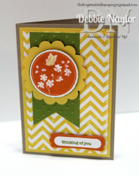 Unfrogettable Stamping | QE Serene Silhouettes card 2014-08-19